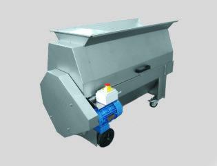 diraspatrice centrifuga Garganega