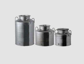 Fustini in acciaio inox per liquidi