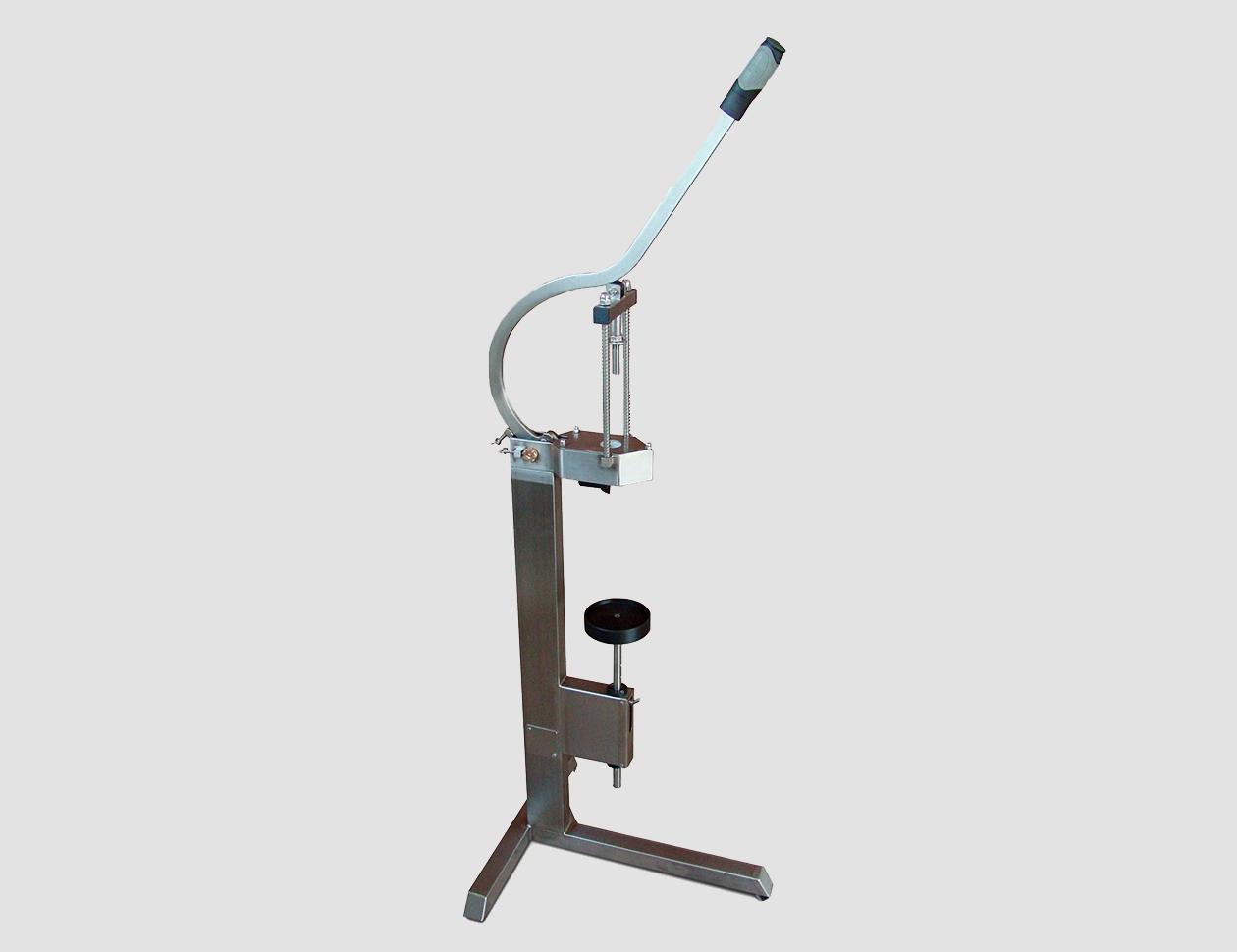 S.steel corking machine